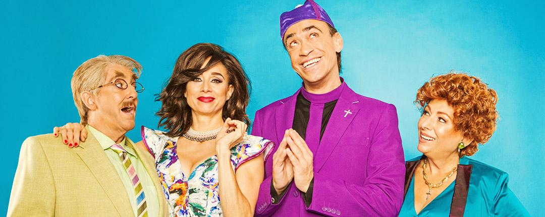 OH DIO MIO! Die Italo-Dinner-Musical-Komödie mit Pascale Camele, Claudio Maniscalco, Susanna Capurso und Santiago Ziesmer