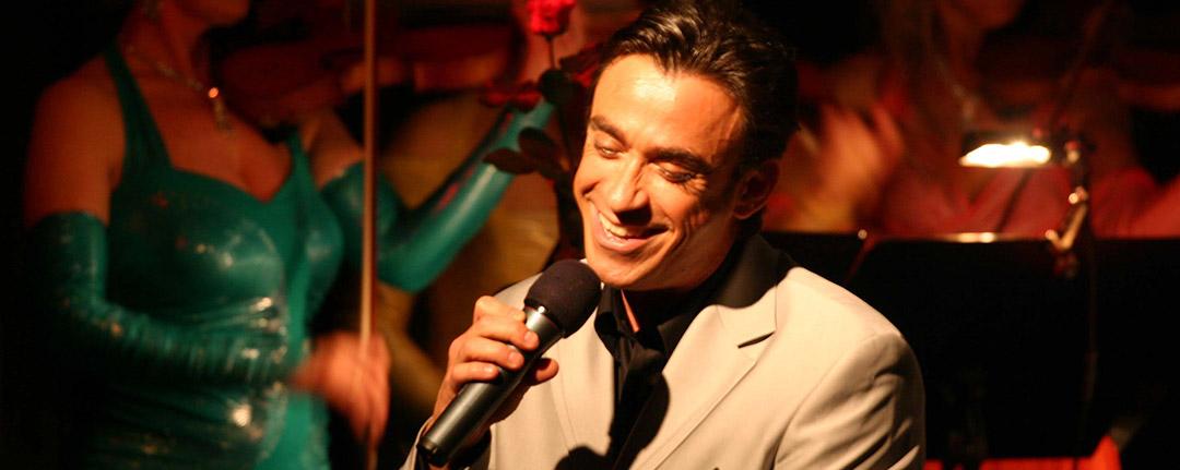 """Dean Martin Dinner-Show mit Claudio Maniscalco im """"wilde Oscar"""" ESSEN & KULTUR"""
