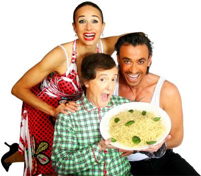 La Famiglia - Die musikalische Dinner-Komödie