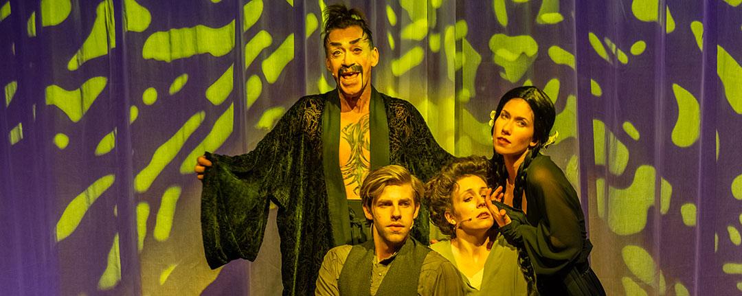 Sherlock Holmes Musical in Hamburg mit Claudio Maniscalco