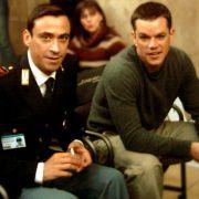 Bourne die Verschwörung mit Claudio Maniscalco und Matt Damon