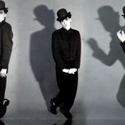 Claudio Maniscalco als Charly Chaplin