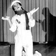 Claudio Maniscalco als Der Clown