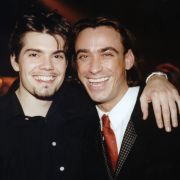 Claudio Maniscalco mit Daniel Fehlow