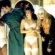 Claudio Maniscalco als Riff Raff in der Rocky Horror Show