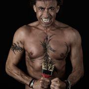 Claudio Maniscalco beim Fotoshooting Seelenkratzer